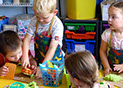 Teddy Bears Nursery school offers a very high standard in care and education.